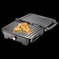 Royalty Line nagy méretű multifunkciós panini és grillsütő 2200W