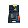 Flinke akkus fúrógép szett 2 db 18V-os Li-ion akksival + 58 db kiegészítővel