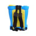 Elite® akkus háti permetező 16L, 3 különböző fejjel