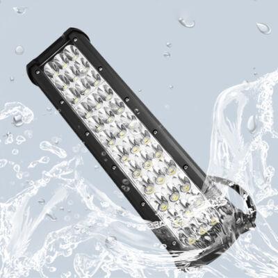 Autós fényhíd,  nagy fényerejű munkalámpa 108W teljesítménnyel