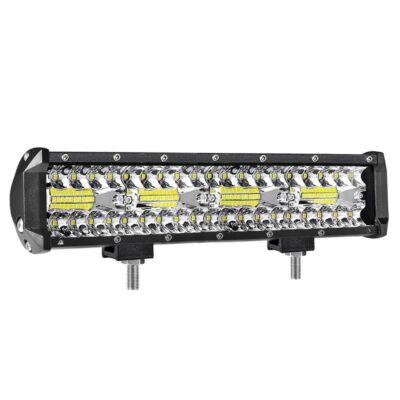 Autós fényhíd, extra nagy fényerejű munkalámpa 240W teljesítménnyel