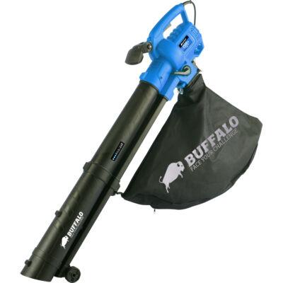 Buffalo elektromos 3in1 lombszívó / fúvó / aprító 2500W teljesítménnyel, B2500BL