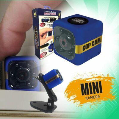 Cop Cam HD mini digitális videókamera