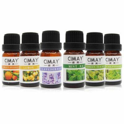 Cimay természetes növényi kivonatokból készült illóolaj, 10ml, szegfű illat