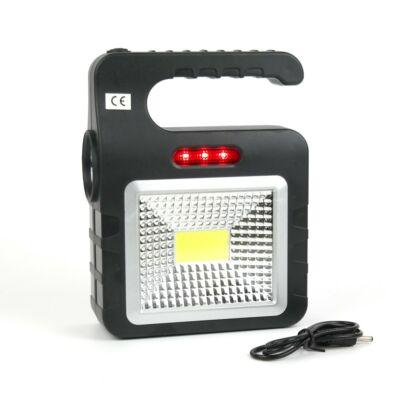COB Work LED-es munkalámpa, kempinglámpa beépített akkumulátorral