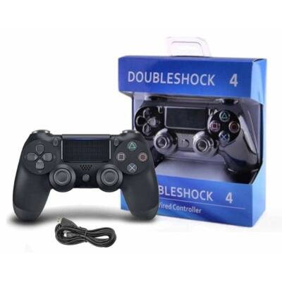 Doubleshock 4 vezetékes kontroller PS4-hez