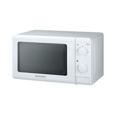 Daewoo KQG-6620TW mikrohullámú sütő, grill 20L 700W fehér - csomagolássérült