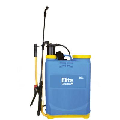 Elite® 16 literes háti permetező 3 különböző szórófejjel