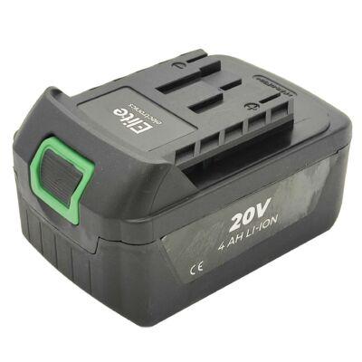Elite Electronics® 20V 4Ah akkumulátor