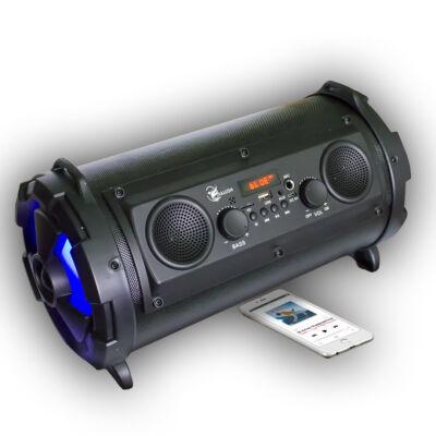 Falcon Boombox Bluetooth hangszóró, rádió, USB, AUX, TF YM-135