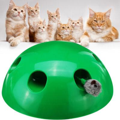 Interaktív foglalkoztató macskajáték
