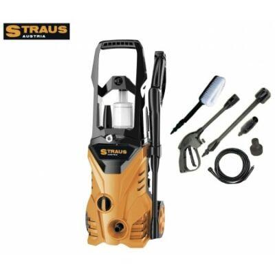 Straus magasnyomású mosó autómosó készlettel, 2000W, ST/HP2000-10