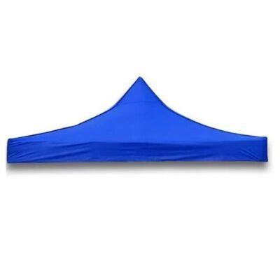 Tetőponyva sörsátorhoz, pavilonhoz, 3x3m-es méretben, kék