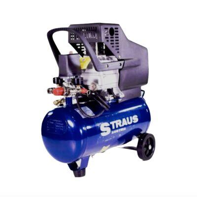 Straus kompresszor 25 literes, 1500W, 8 bar