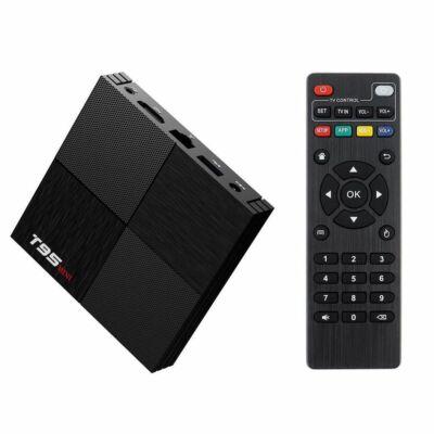 T95 Mini Android 9.0 Smart Wi-Fi TV okosító Box 4 GB RAM, 64 GB ROM, Quad-Core