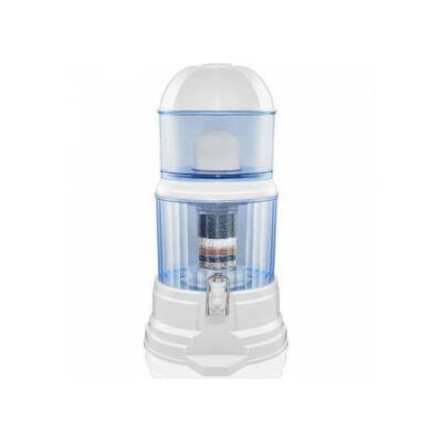 Mineral víztisztító készülék speciális szűrőkkel 8 literes - BPA mentes