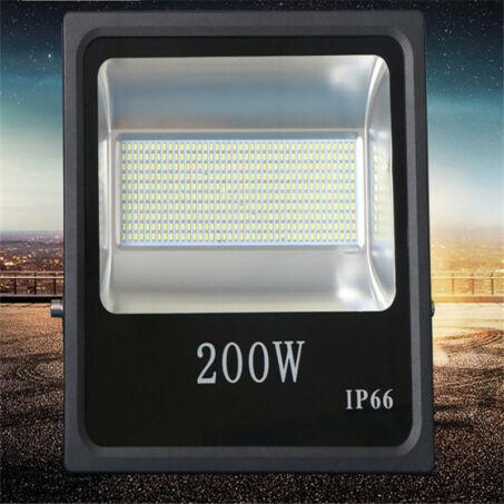 SMD LED reflektor, 200W teljesítménnyel, 18000 lumen