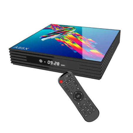 A95X R3 Mini Android Smart Wi-Fi TV okosító Box 2GB RAM, 16GB ROM, Mali 450 GPU