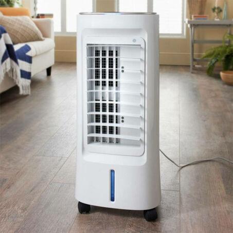 AirCooler multifunkciós mobil léghűtő és párásító ventilátor