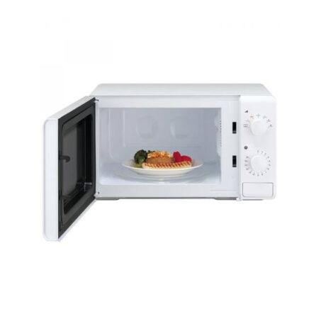Daewoo Mikrohullámú sütő, 20 L, 700 W, Fehér, KOR-6620TW - csomagolássérült