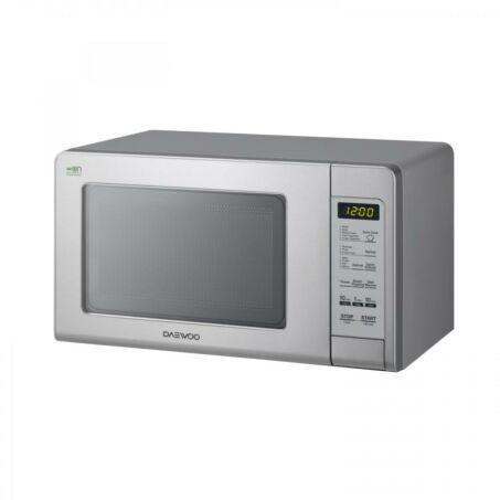 Daewoo Mikrohullámú sütő, Inox, 20 L, 800 W, KOR-6S4DBI - csomagolássérült