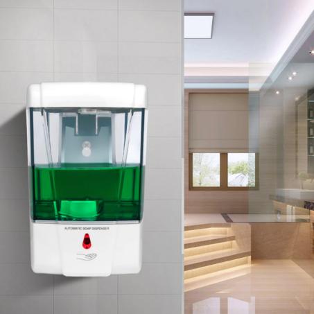 Érintésmentes automata fali szappanadagoló 700ml