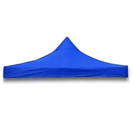 Értékcsökkent - Tetőponyva sörsátorhoz, pavilonhoz, 3x3m-es méretben, kék