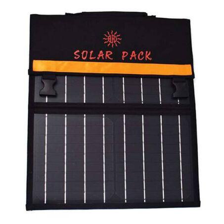 Solar Pack hordozható univerzális nagy teljesítményű napelem, 20W