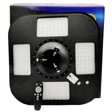 Napelemes UFO LED lámpa 160W, mozgásérzékelővel, utcára, parkokba, udvarokra