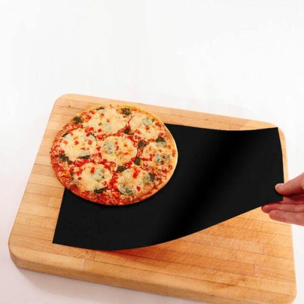 Tapadásmentes hőálló lap sütőbe és grillre