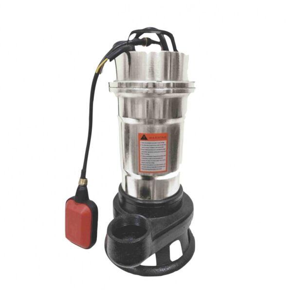 Straus szennyvízszivattyú, búvárszivattyú 1200 W, 11400 l/h - ST/DWP1200-858S